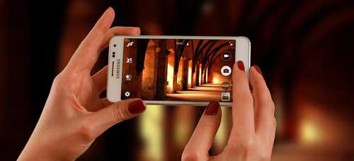 elegir cámara de fotos movil