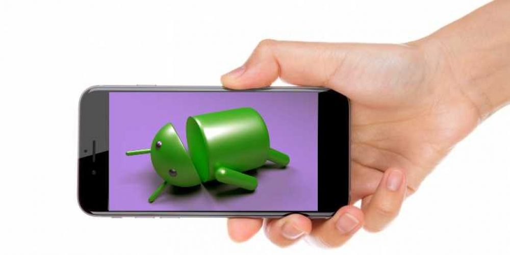 Se me ha estropeado el móvil o tablet: qué hacer antes de llevarlo a reparar