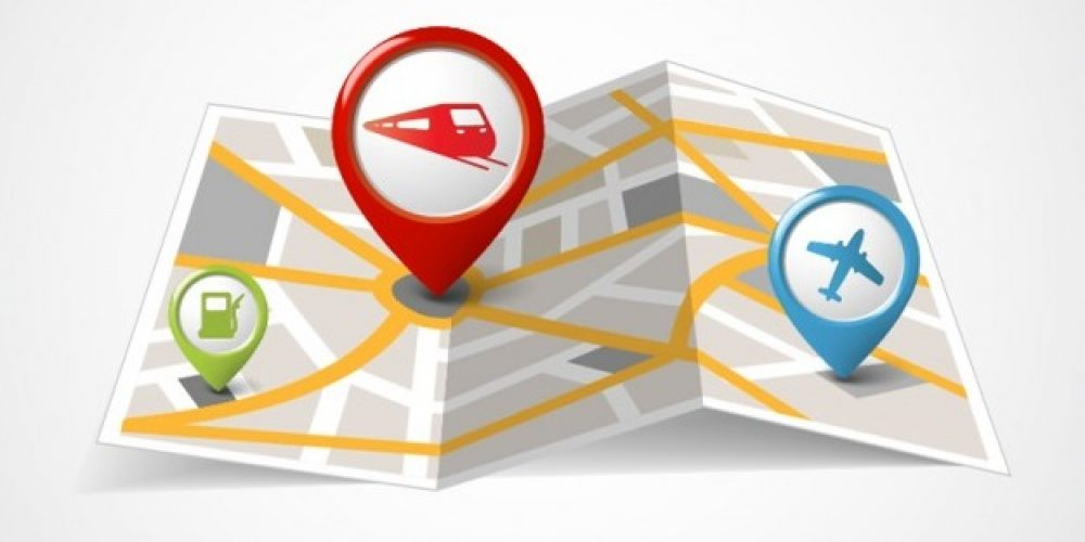 Paso a paso: ¿Cómo utilizo el GPS y los mapas con el móvil?