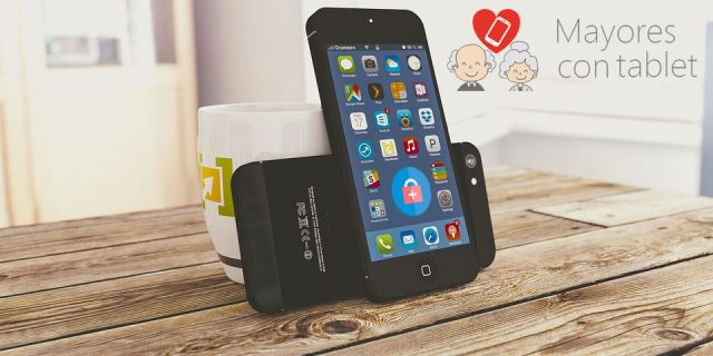 ¿Cómo puedo añadir la información del contacto de emergencia en mi móvil?