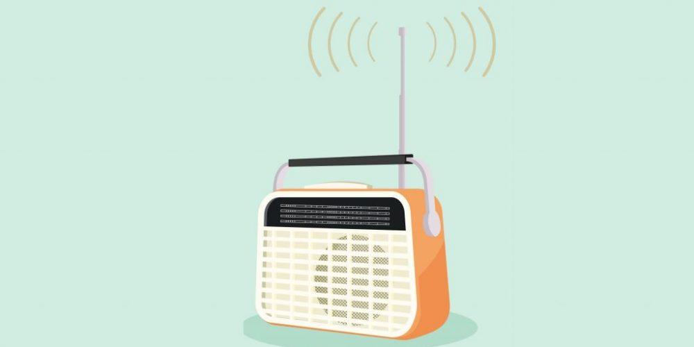 La aplicación para la tercera edad amante de la radio