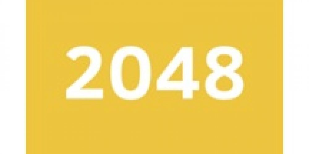 Juegos móviles para personas mayores: el adictivo 2048