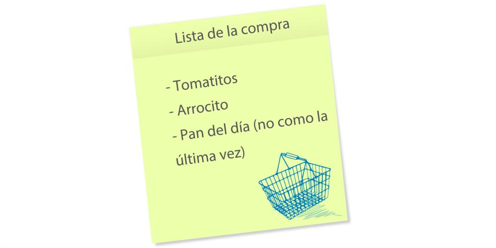 ¡Que no se te olviden los tomates! Mejores aplicaciones para hacer la lista de la compra